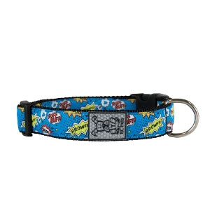 Comic Sounds Clip Collar