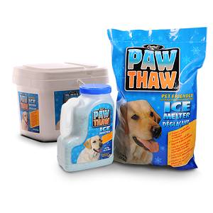 Pestell Paw Thaw