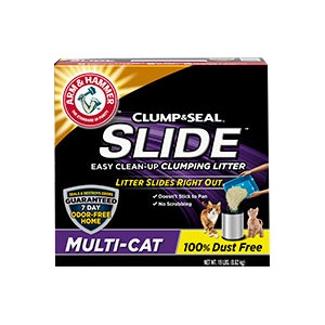Arm & Hammer™ Slide™ Multi-Cat Cat Litter