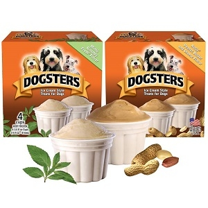 Dogsters Ice Cream Style Treats for Dogs