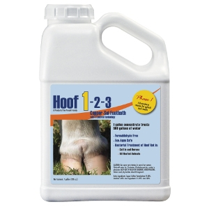 Durvet Hoof Vet 1 - Copper-Sol Footbath