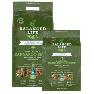 Balanced Life Kangaroo Recipe for Dogs
