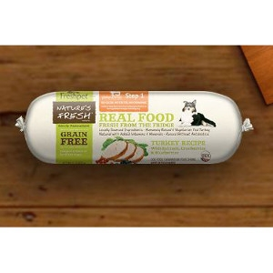 Nature's Fresh® Grain Free Turkey Roll for Dogs