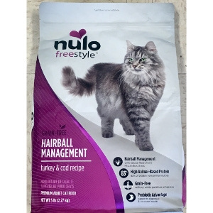 Nulo Freestyle Hairball Management
