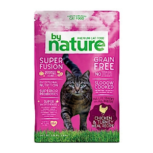By Nature® Chicken & Turkey Meal Recipe for Cats