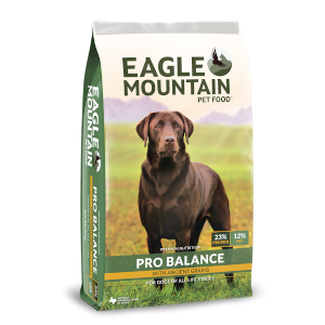 Eagle Mountain Pro Balance with Ancient Grains