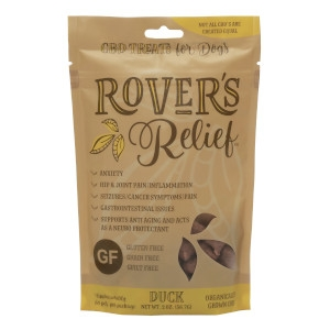 Rover's Relief 1MG CBD Freeze Dried Dog Treats - 100% THC Free