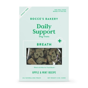 Bocce's Bakery Breath Aid Treat