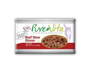 Beef Stew Dinner Grain Free for Cats