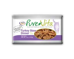 Turkey Stew Dinner Grain Free for Cats