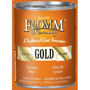 Gold Chicken Pate for Dogs