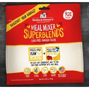 Cage-Free Chicken Meal Mixers SuperBlends