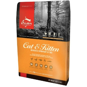 Orijen Food For Cats and Kittens