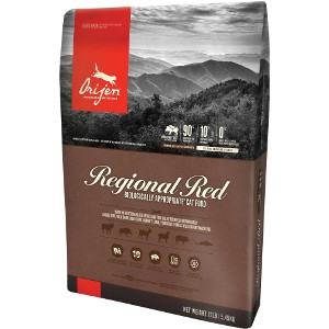 Orijen Food For Cats- Regional Red
