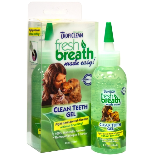 Fresh Breath Clean Teeth Gel
