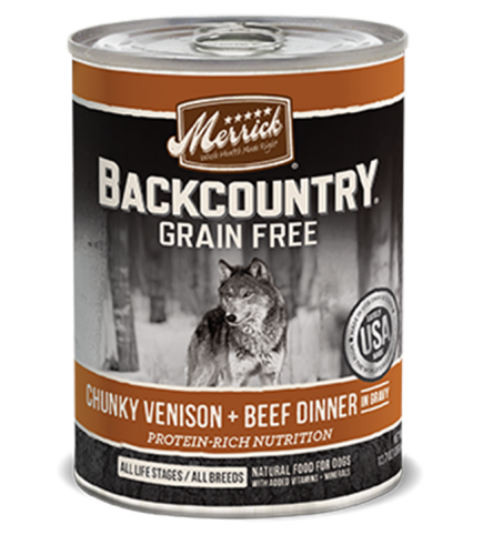 Nature S Variety Beef Canine Canned Diet