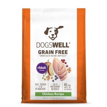 Grain Free Adult Chicken Recipe, Dry Dog Food