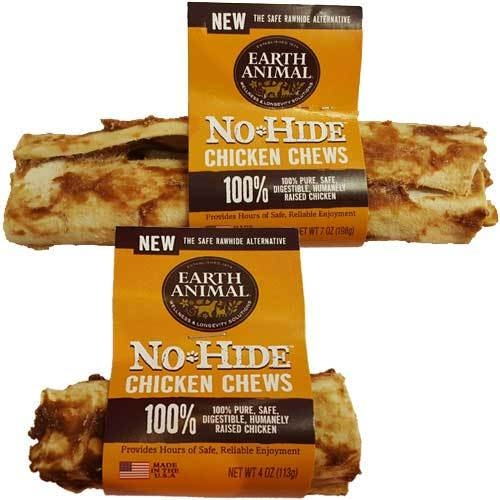 Earth Animal No-Hide Chicken Chews for Dogs