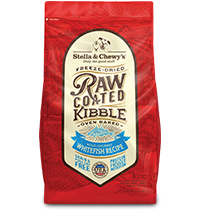 Wild-Caught Whitefish Raw Coated Kibble