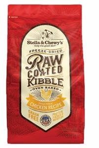 Cage-Free Chicken Raw Coated Baked Kibble