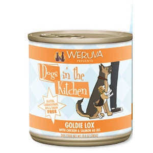 Dogs in the Kitchen Goldie Lox Au Jus Dog Food Pouch