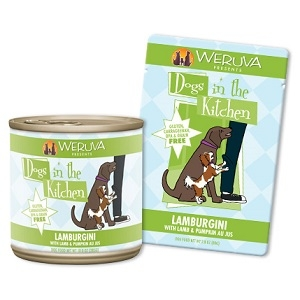 Dogs in the Kitchen Lamburgini Au Jus Canned Dog Food, 10 oz.