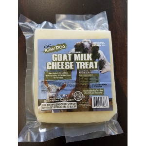 OC Raw Goat Milk Cheese
