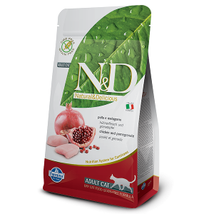 N&D Grain-Free Feline Chicken & Pomegranate