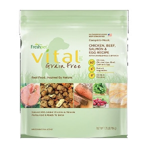 VITAL® Grain Free Chicken, Beef, & Salmon Dog Food