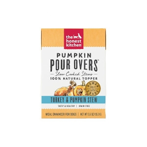 Pumpkin Pour Overs - Turkey & Pumpkin Stew