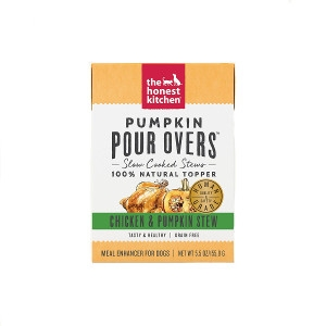 Pumpkin Pour Overs - Chicken & Pumpkin Stew