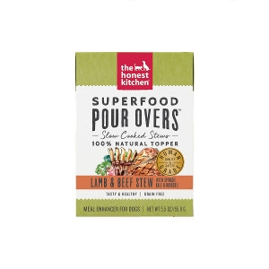 Superfood Pour Overs - Lamb & Beef Stew