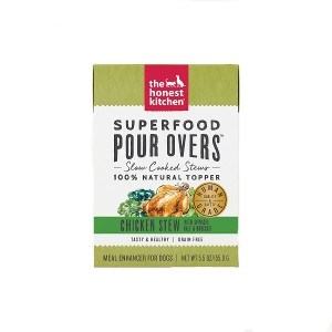 Superfood Pour Overs - Chicken Stew