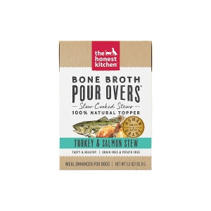 Bone Broth Pour Overs - Turkey & Salmon