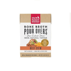Bone Broth Pour Overs - Beef Stew