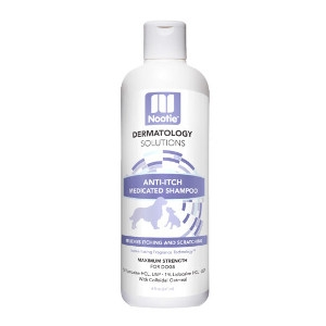 8oz Anti-Itch Medicated Shampoo