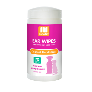 Ear Wipes – Japanese Cherry Blossom 70 count