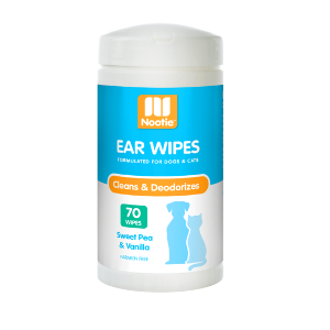 Ear Wipes – Sweet Pea & Vanilla 70 count