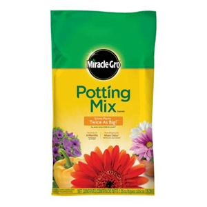 Miracle-Gro® Potting Mix