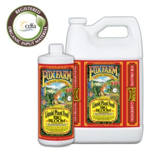 FoxFarm® Big Bloom® Liquid Fertilizer for Organic Gardening