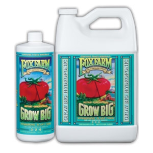 FoxFarm® Grow Big® Hydroponic Fertilizer