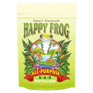 Happy Frog® All Purpose 5-5-5 Fertilizer