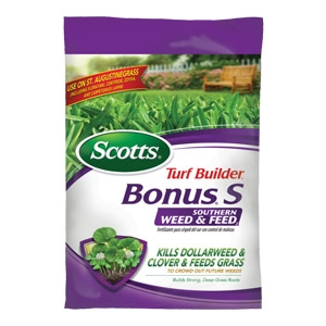 Scotts® Turf Builder® Bonus® S Southern Weed & Feed
