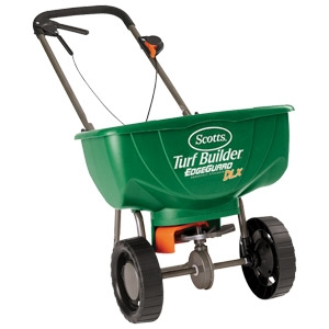 Scotts® Turf Builder® Edgeguard® DLX Broadcast Spreader