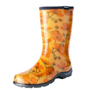 SLOGGERS® California Dreaming Women's Rain and Garden Boot