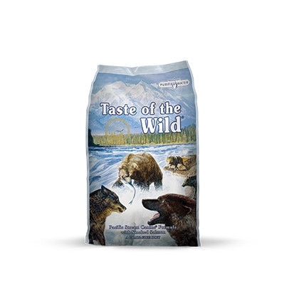 Taste of the Wild® Pacific Stream with Smoked Salmon Dry Dog Food