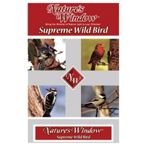 Nature's Window Supreme Wild Bird Food