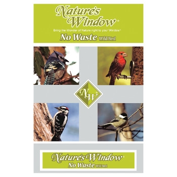 Nature's Window No Waste Wild Bird Food