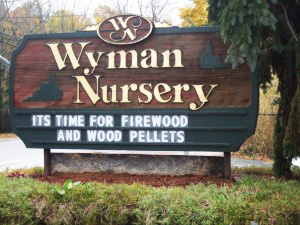wymans sign
