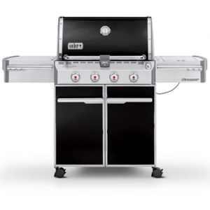 Weber® SUMMIT® E-420™ Gas Grill